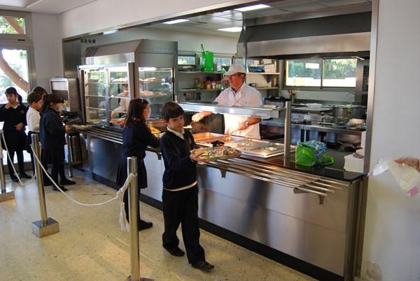 Comedor-Cantina Escolar